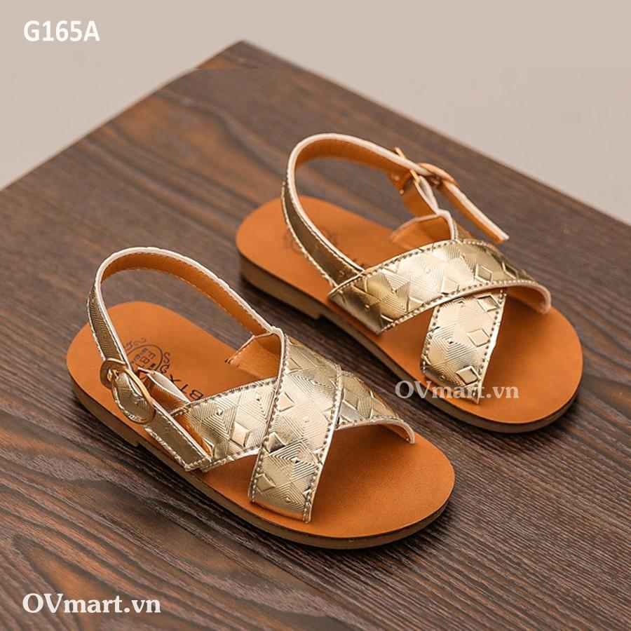 Dép sandal quai chéo đế nhựa chống trượt ba màu cho bé G165 - 3562952 , 1041715619 , 322_1041715619 , 155000 , Dep-sandal-quai-cheo-de-nhua-chong-truot-ba-mau-cho-be-G165-322_1041715619 , shopee.vn , Dép sandal quai chéo đế nhựa chống trượt ba màu cho bé G165