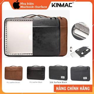 (Ảnh thật) Túi chống sốc chính hãng KINMAC cho macbook laptop có quai xách-Chống sốc tốt-Không thấm nước-Giá rẻ