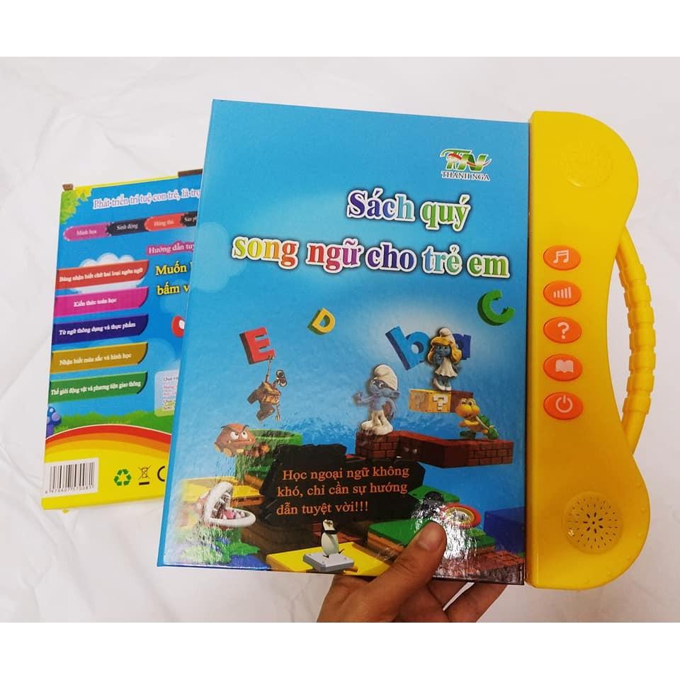 Sách song ngữ Anh – Việt