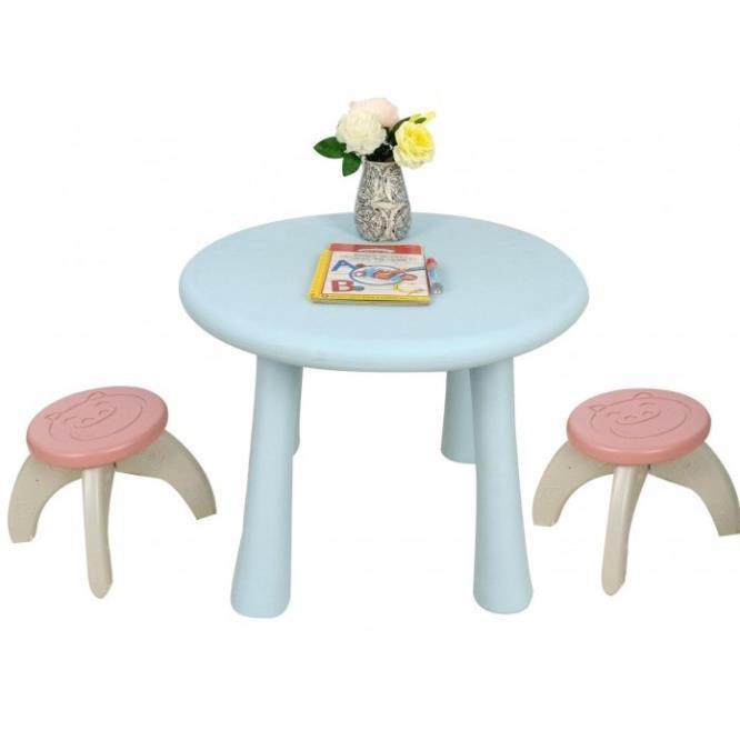 Bộ bàn ghế cho bé ngồi chơi, ngồi tập vẽ Toyshouse - Royalcare - RT01B