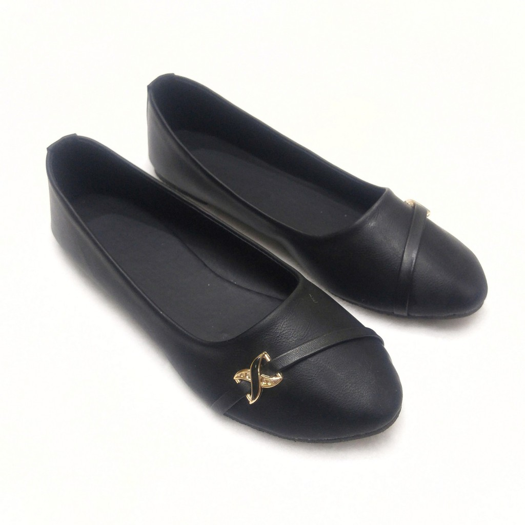 Giày búp bê 1 dây chéo 92305