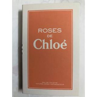 Mẫu thử nước hoa nữ ROSES DE CHLOÉ EDT 1.2ml thumbnail
