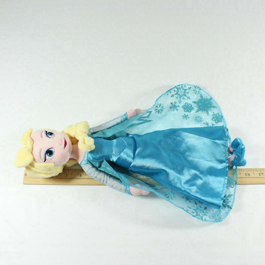 Búp Bê Nhồi Bông Hình Công Chúa Elsa Và Anna 50cm - Búp bê