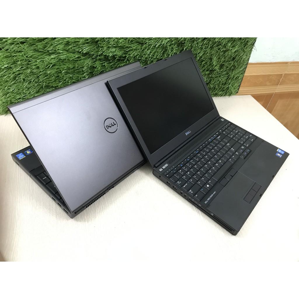 Laptop Dell Precision M4800 chuyên đồ họa Giá chỉ 15.000.000₫