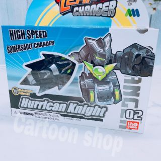 Tốc chiến thần xa Leap Changer- Hurrican Knight 9802