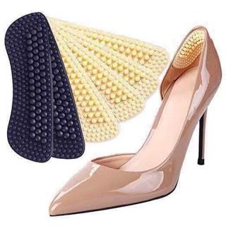 Sét 2 miếng lót giày 4d - Miếng lót gót giày silicon 4 D chống trầy chân vừa chống tuột gót (1 cặp) thumbnail