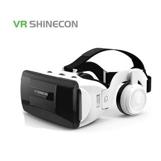 [Mã ELMSBC giảm 8% đơn 300k] Kính thực tế ảo Shinecon G06EB - Kính xem phim 3D cho điện thoại