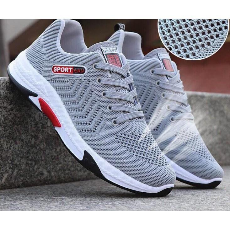 Giày Sneaker Thể Thao Nam HiNiTi T008 Dáng Đẹp- Năng Động Tặng Tất