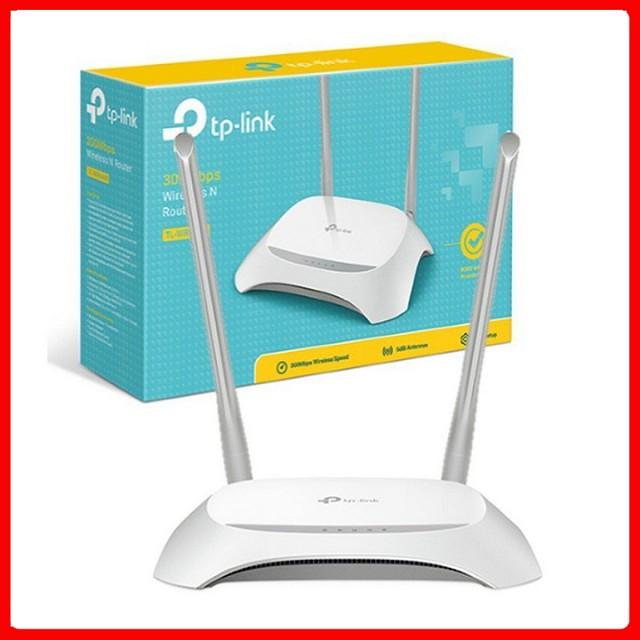 COMBO Wifi TP-Link WR840N + 15m dây mạng Cat 6