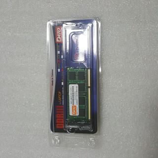 Ram máy tính lap top DDR3 4GB 1600 Dato - Hàng Chính Hãng thumbnail
