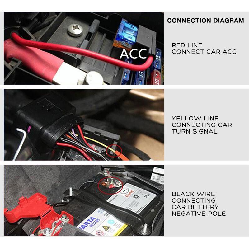 2 ชิ้น Ultrafine DRL 30/45/60 เซนติเมตรกลางวันวิ่งไฟที่มีความยืดหยุ่นนุ่มหลอดรถยนต์ LED แถบสีขาวเลี้ยวสีเหลืองกันน้ำ ไฟติดรถยนต์ ไฟหน้า ไฟเลี้ยว DRL LED