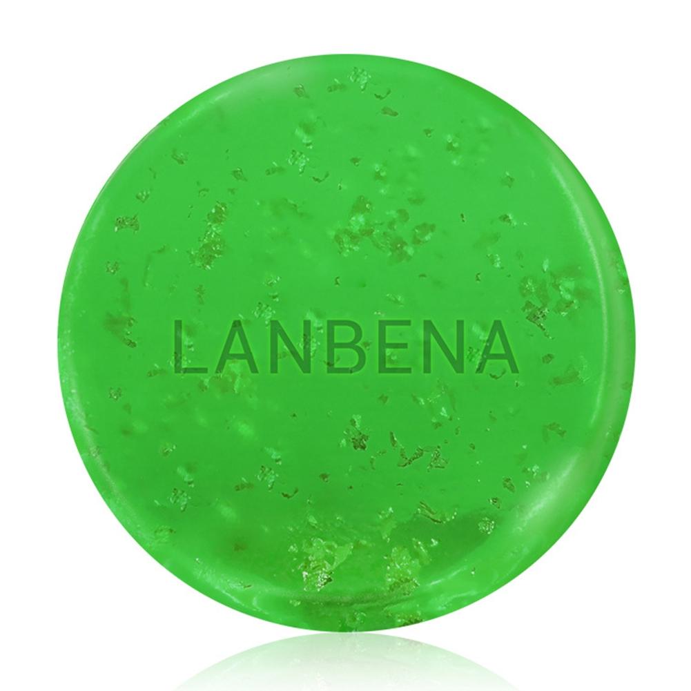 Face Care Deep Cleansing 24k Gold Moisturizing Nourishing Round Acne Anti-wrinkle Gift Mini Handmade Soap
