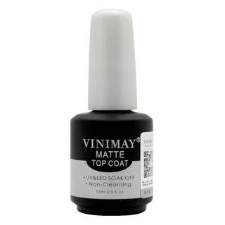 Top lì, sơn top lì VINIMAY 15ml cao cấp chuyên dụng làm nail thumbnail