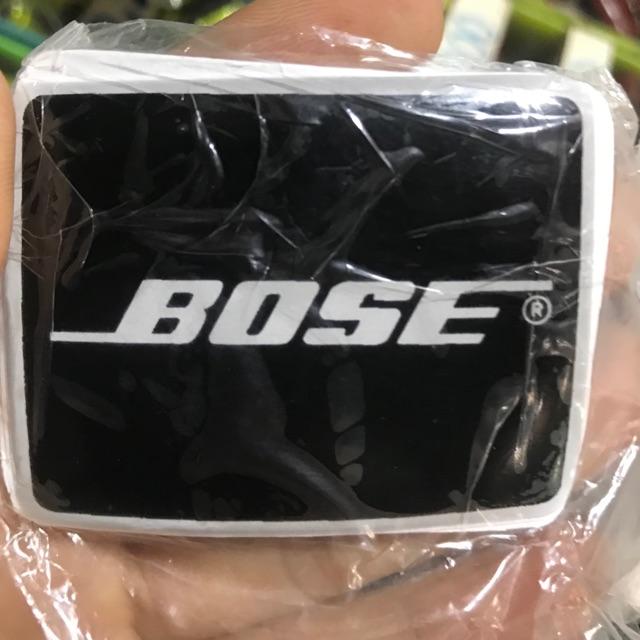Logo loa BOSE bán theo đôi - 3165184 , 1344582160 , 322_1344582160 , 50000 , Logo-loa-BOSE-ban-theo-doi-322_1344582160 , shopee.vn , Logo loa BOSE bán theo đôi