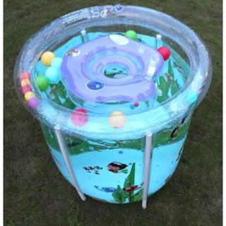 [SIÊU XẢ HÀNG] Bể bơi thành cao cho bé