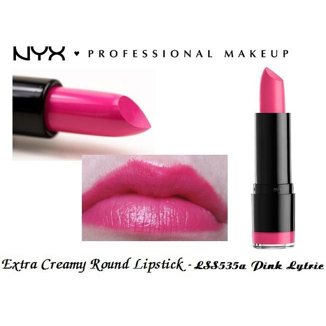 Son tròn NYX Round Lipstick LSS535A Pink Lyric - 3474431 , 667860328 , 322_667860328 , 158000 , Son-tron-NYX-Round-Lipstick-LSS535A-Pink-Lyric-322_667860328 , shopee.vn , Son tròn NYX Round Lipstick LSS535A Pink Lyric