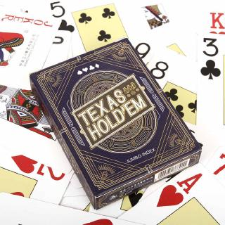 TEXAS HOLD'EM Creative Game Card Werewolf Killing Poker Party Playing Cards Board Games Magic Props