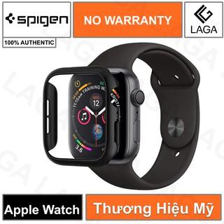 [Mã ELMS5 giảm 7% đơn 300K] Ốp Lưng Apple Watch 40mm / 44mm Spigen Thin Fit Series SE/6/5/4