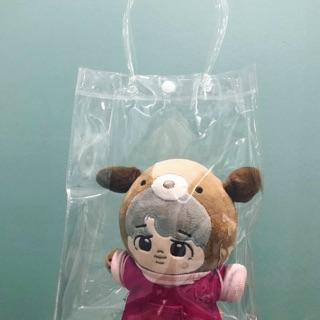 Túi trong đựng doll
