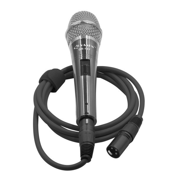 XLR Male to Female 3 Pins Microphone Cable 2M
