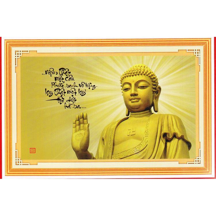 Niệm Phật Một Câu Phước Sinh Vô Lượng, Lạy Phật Một Lạy Tội Diệt Hà Sa