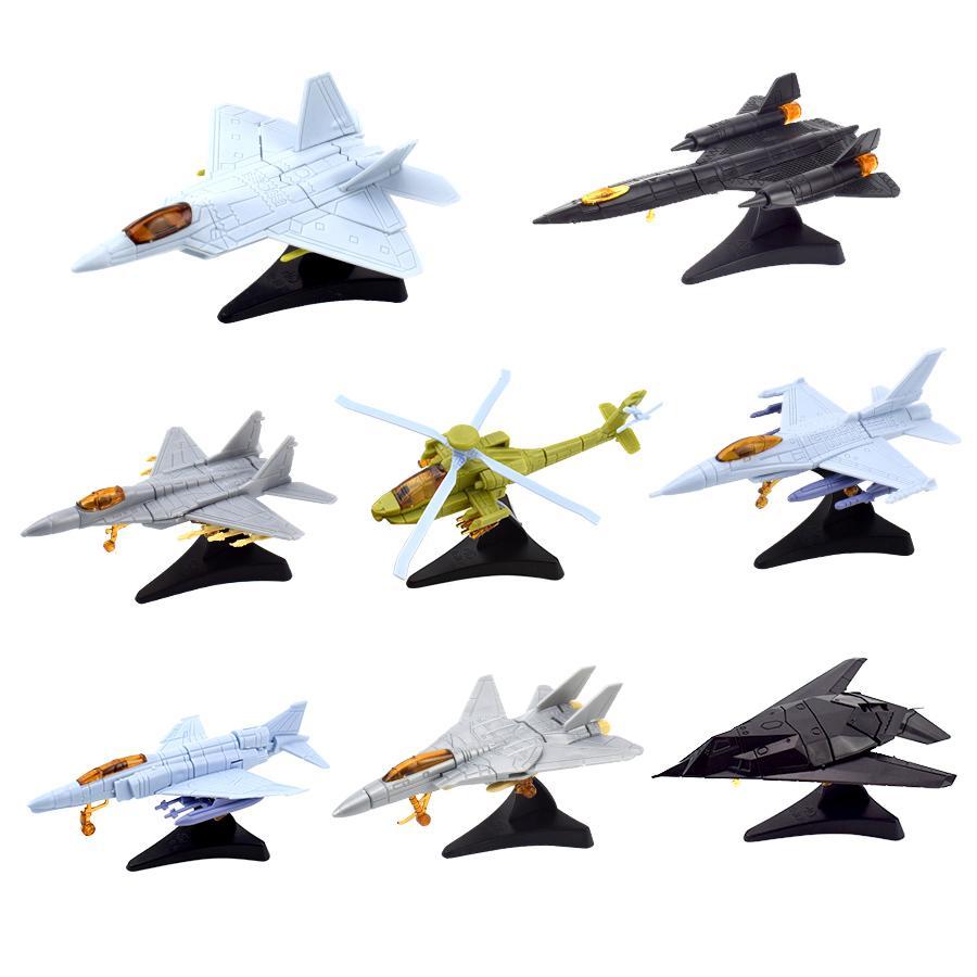 Đồ chơi lắp ráp mô hình máy bay chiến đấu thú vị cho bé thumbnail