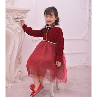 Váy Công Chúa Cho Bé Gái Crown Space CKGL6801002.R Size 3-7