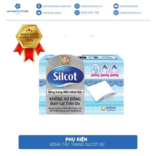 Bông tẩy trang Silcot thumbnail