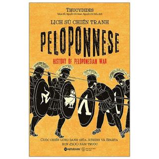 Sách - Lịch Sử Chiến Tranh Peleponnese (2018) thumbnail