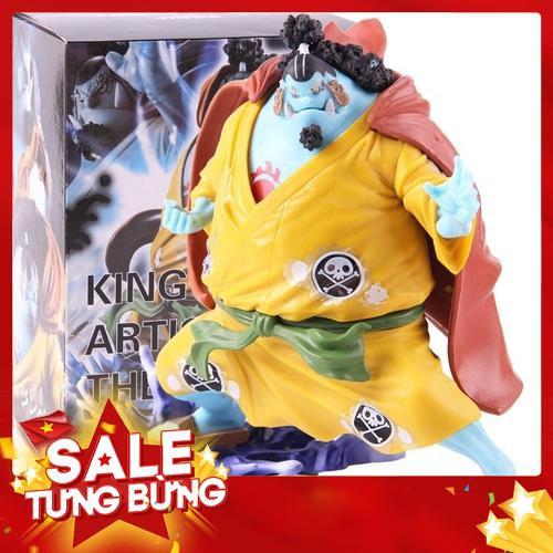 Mô hình nhân vật Anime One Piece koa King of artist – Siêu HOT
