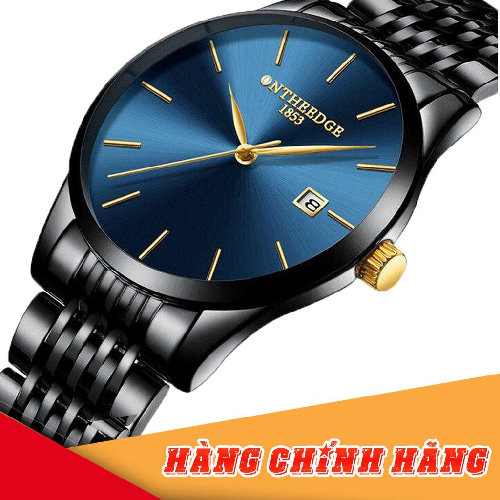 XẢ KHO Đồng Hồ Nam ONTHEEDGE RZY023 Dây Đúc Không Gỉ MY2