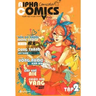 Sách - Alpha Comics Comicola - Tập 2 thumbnail