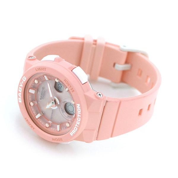 Đồng hồ nữ dây nhựa Casio Baby-G chính hãng Anh Khuê BGA-250-4ADR