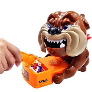 Bộ đồ chơi chú chó giữ xương bull-có ảnh