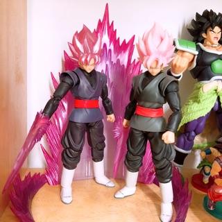Set mô hình động Bandai SHF (S.H.Figuarts) Dragon Ball Black Goku