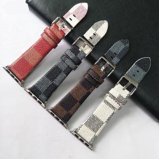 Dây đeo da dành cho đồng hồ Apple Watch Series 4 3 2 1 38 40 44 MM 42MM