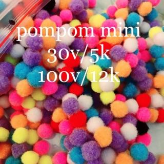 Pompom mini