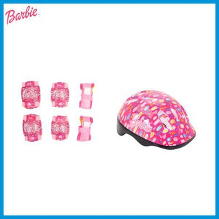 Set Mũ Bảo Hiểm + Bảo Vệ Barbie [ Siêu rẻ] thumbnail