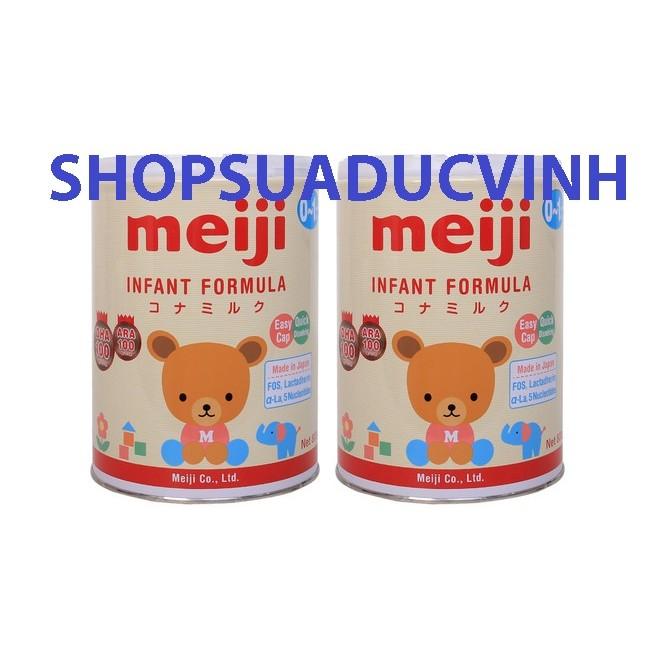 Bộ 2 hộp Sữa bột Meiji số 0 (0-1tuổi) 800g -NK CHÍNH HÃNG - 2487086 , 58992556 , 322_58992556 , 1059000 , Bo-2-hop-Sua-bot-Meiji-so-0-0-1tuoi-800g-NK-CHINH-HANG-322_58992556 , shopee.vn , Bộ 2 hộp Sữa bột Meiji số 0 (0-1tuổi) 800g -NK CHÍNH HÃNG