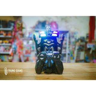 [XE HƠI] Ô TÔ BIẾN HÌNH ROBOT ĐIỀU KHIỂN TỪ XA