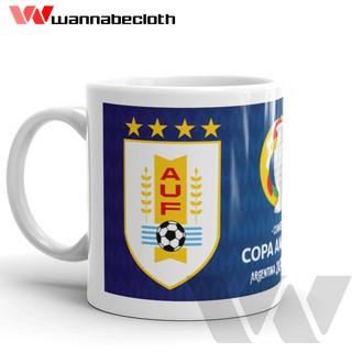 Cốc Uống Nước In Hình Copa Mỹ