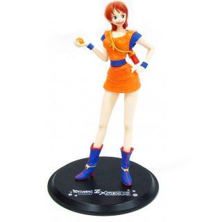 Mô hình Nami phong cách Goku