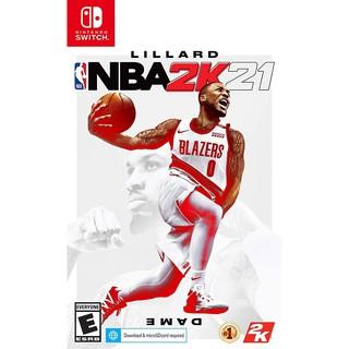 [US] Trò chơi NBA 2K21 - Nintendo Switch thumbnail