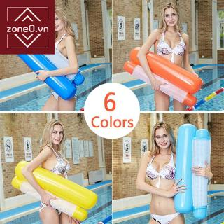Inflatable Floating Water Hammock Float Pool Lounge Bed Swimming Chair Beach jug