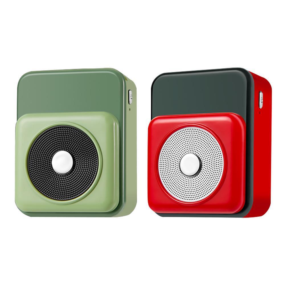 1 Loa Bluetooth 5.0 Thông Minh Ak002