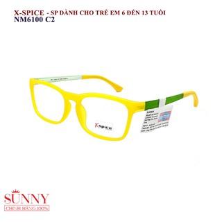 Mắt kính XSPICE KID NM6100 (4 màu khác nhau) sp 100% chính hãng, bảo hành vĩnh viễn
