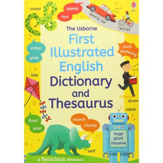 Sa ch The Usborne Illustrated English Dictionary and Thesaurus thumbnail