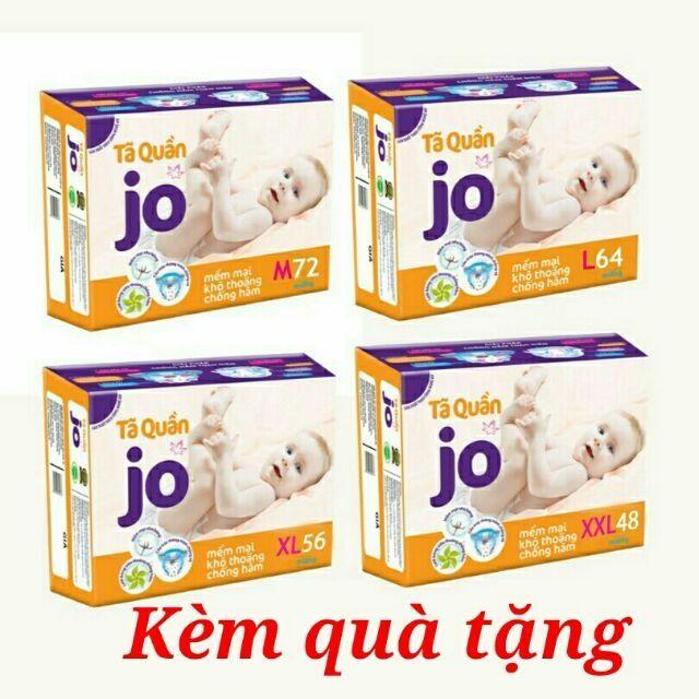 Bỉm JO Quần Sumo XL56,XXL48