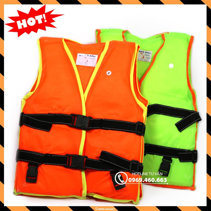 Áo phao bơi trẻ em và người lớn 20Kg-65Kg. Áo phao tập bơi cho bé Cao Cấp, Giá Tốt
