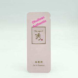 [ MỚI ] Tinh chất trắng da và chống lão hóa The Saga Of Xiu Ga In Essence 1ml thumbnail